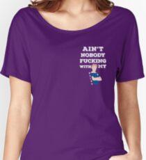 KLING CARTOON Women's Relaxed Fit T-Shirt