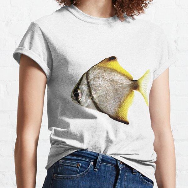 Monodactylus argenteus Classic T-Shirt