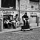 Street Music by Paul  Sloper