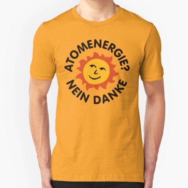 Atomenergie? Nein Danke - OSCURO (Netflix) Camiseta ajustada