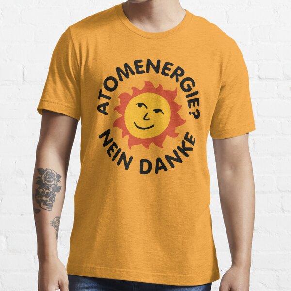 Atomenergie? Nein Danke - OSCURO (Netflix) Camiseta esencial