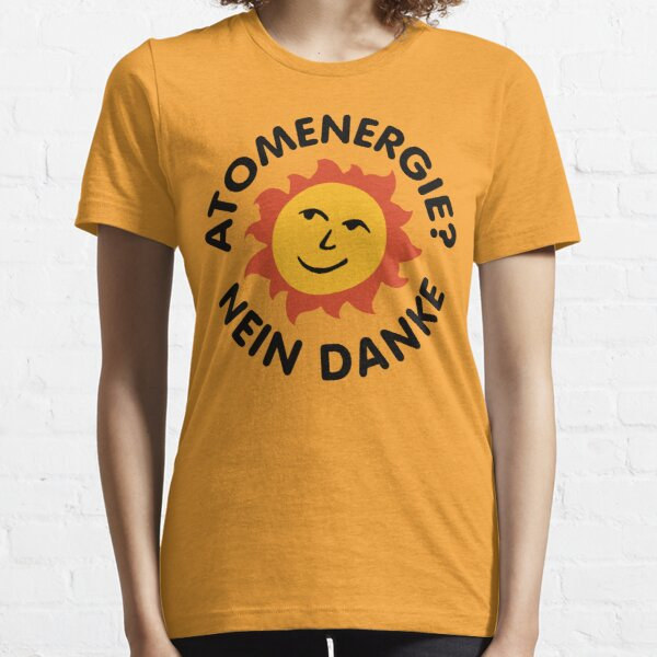 Atomenergie? Nein Danke - DARK (Netflix) Essential T-Shirt