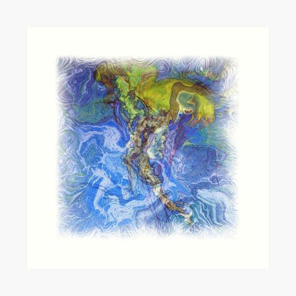 The Atlas Of Dreams - Color Plate 72 Art Print