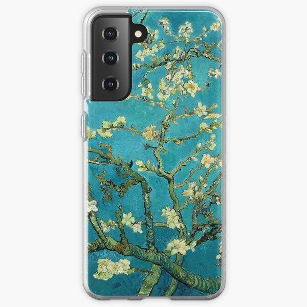 Vincent Van Gogh Blossoming Almond Tree Samsung Galaxy Soft Case