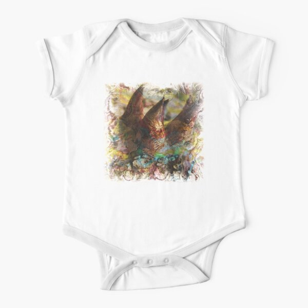 The Atlas Of Dreams - Color Plate 73 Short Sleeve Baby One-Piece