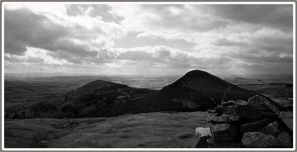 Eildons View 1 by photobymdavey