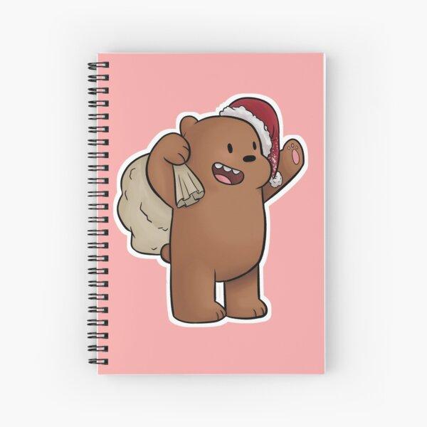 SANTA GRIZZLY Cuaderno de espiral