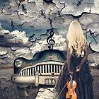 The Blues... by Karen  Helgesen