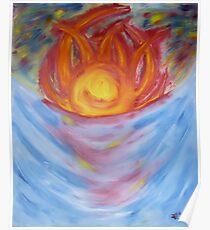 Sinking Sun Poster