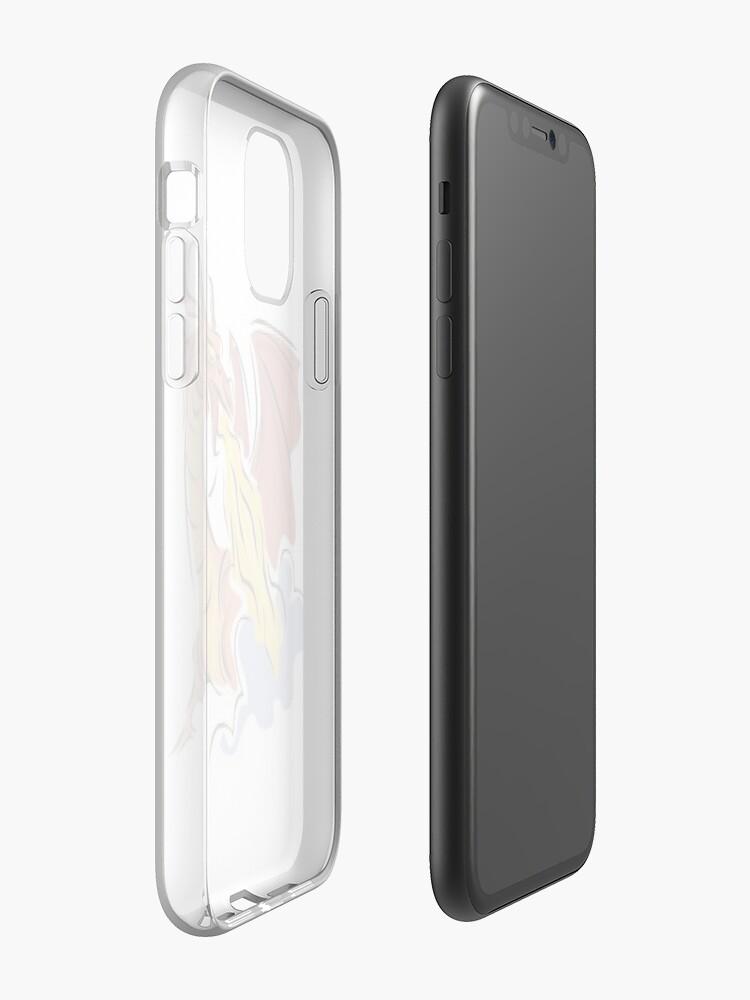 "bmw iphone hülle - ""Drachenatem"" iPhone-Hülle & Cover von FunkyCat123"