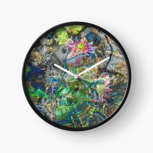 The Atlas Of Dreams - Color Plate 76 Clock