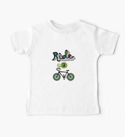 Ride a bike 3 Kids Clothes