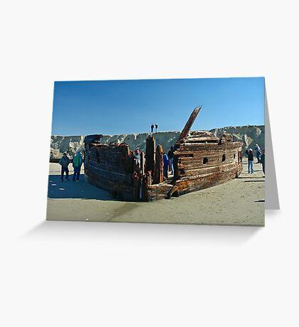 Shipwreck 5 Greeting Card