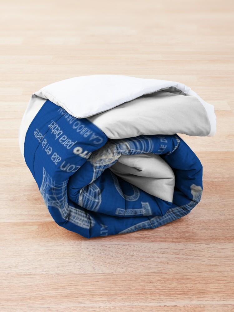 Alternate view of  Botijo Blueprint Comforter