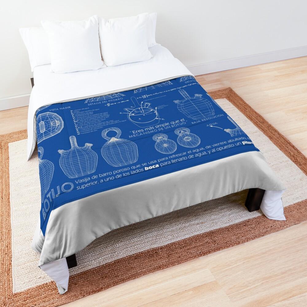 Botijo Blueprint Comforter