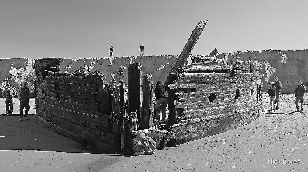 Shipwreck 8 by Nick Boren