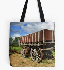 Old Cart Lascelles Tote Bag