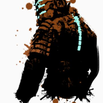 Dead Space - Isaac Clarke by alx86