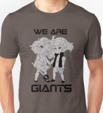 We Are Giants - Pines Twins T-Shirt