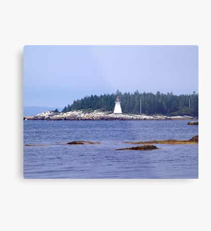 Paddy's Head Light Metal Print