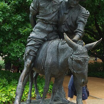 An enduring symbol of mateship & courage by Ainslie1