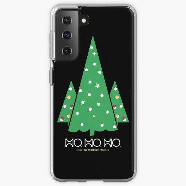 HO. HO. HO... Frohe Weihnachten Samsung Galaxy Flexible Hülle
