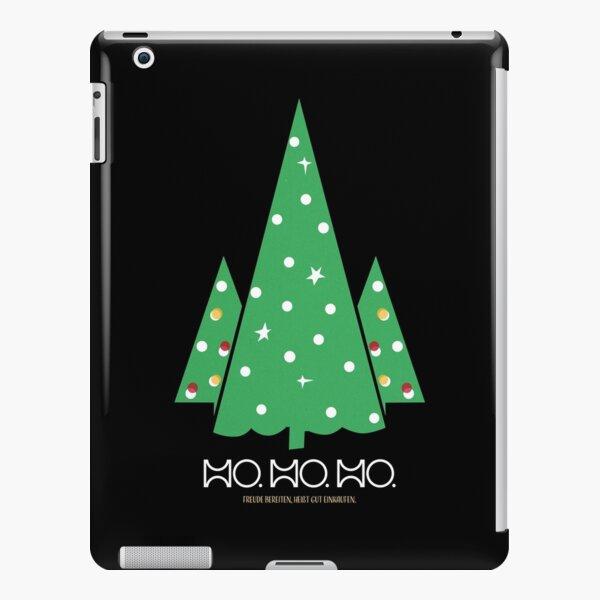 HO. HO. HO... Frohe Weihnachten iPad – Leichte Hülle