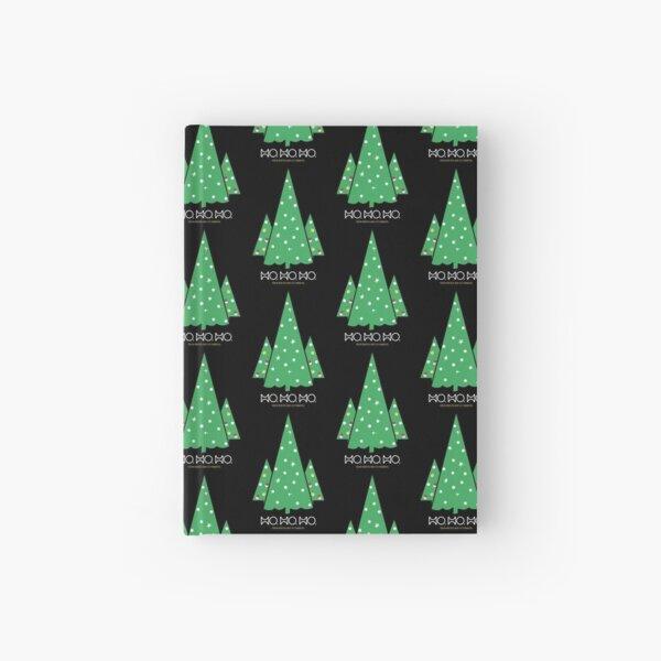 HO. HO. HO... Frohe Weihnachten Notizbuch