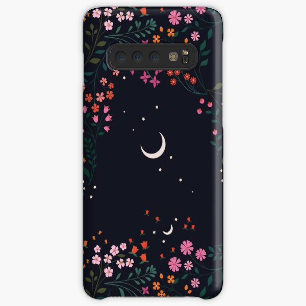 Midnight Garden Samsung Galaxy Snap Case