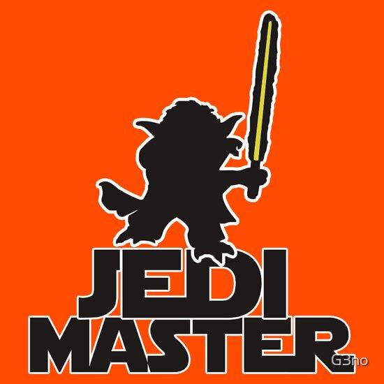 TShirtGifter presents: Jedi Master