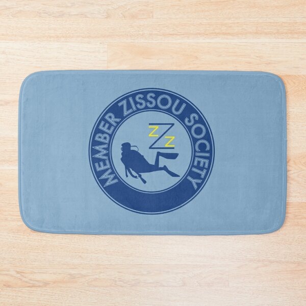 Member Zissou Society Bath Mat