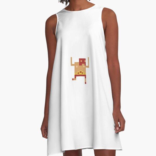 CMP Luchador A-Line Dress