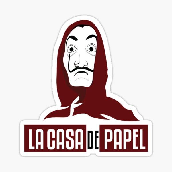 De Papel Le Casa Sticker