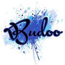 Budoo graffiti blue by Beautifultd
