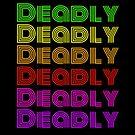Deadly rainbow  by Beautifultd