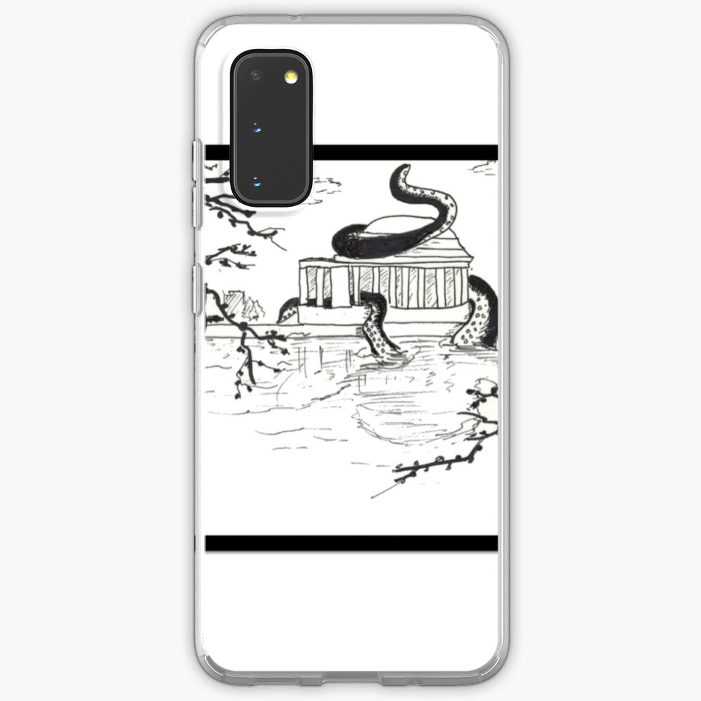 Tentacle Cards Case & Skin for Samsung Galaxy
