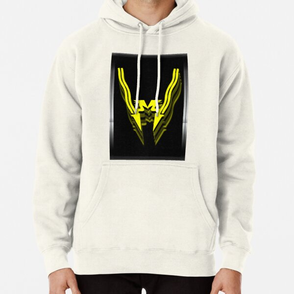 The Alphabet  The letter  W Pullover Hoodie