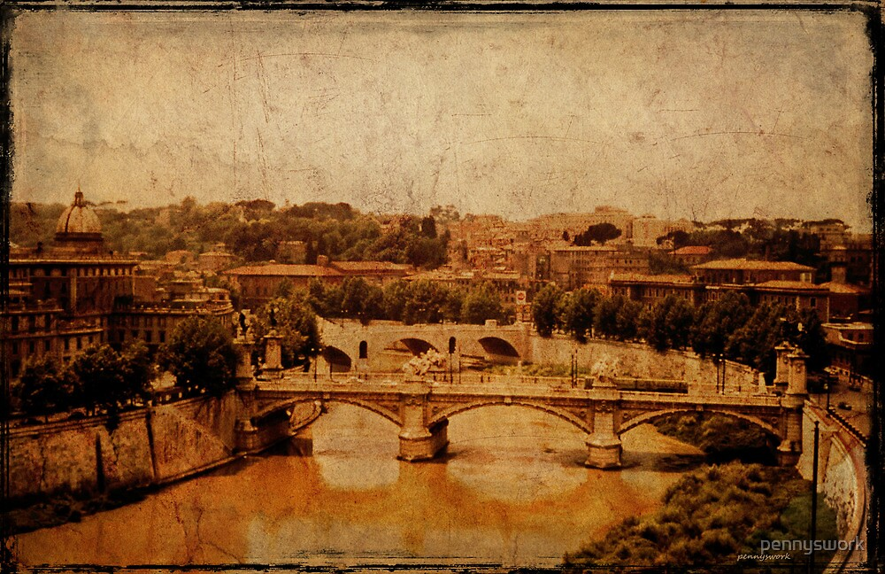 Florence - 1968 by pennyswork