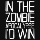 Zombie Apocalypse by Paul Mitchell