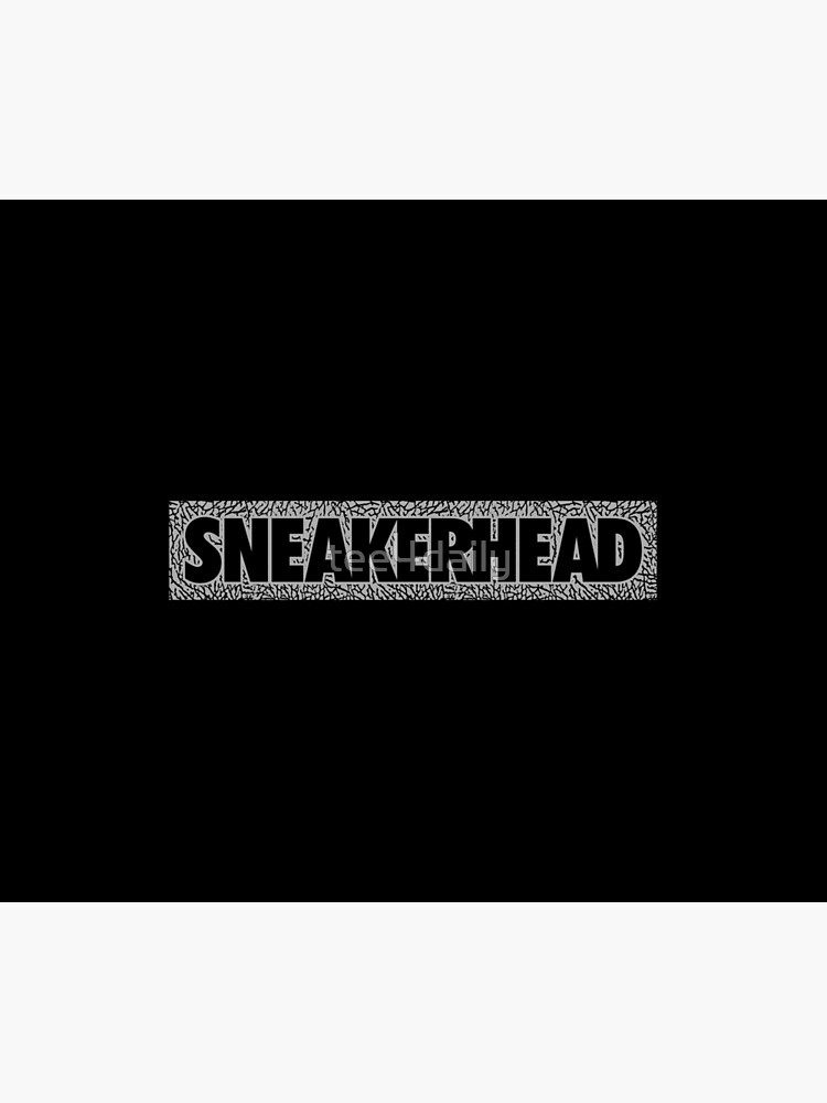Sneakerhead Box Cement by tee4daily
