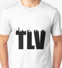 TLV-Skyline Unisex T-Shirt