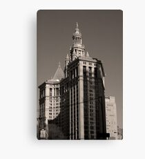 Lienzo New York Building