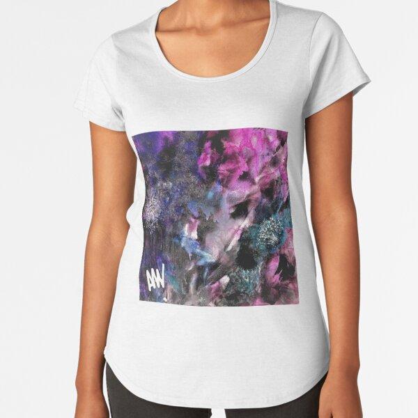 Midnight garden Premium Scoop T-Shirt