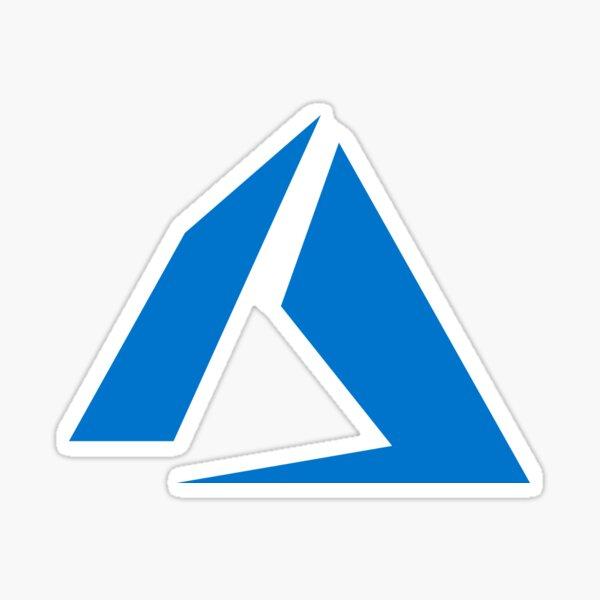 Microsoft Azure Sticker Sticker