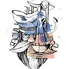 « Illustration Marin » par silowane