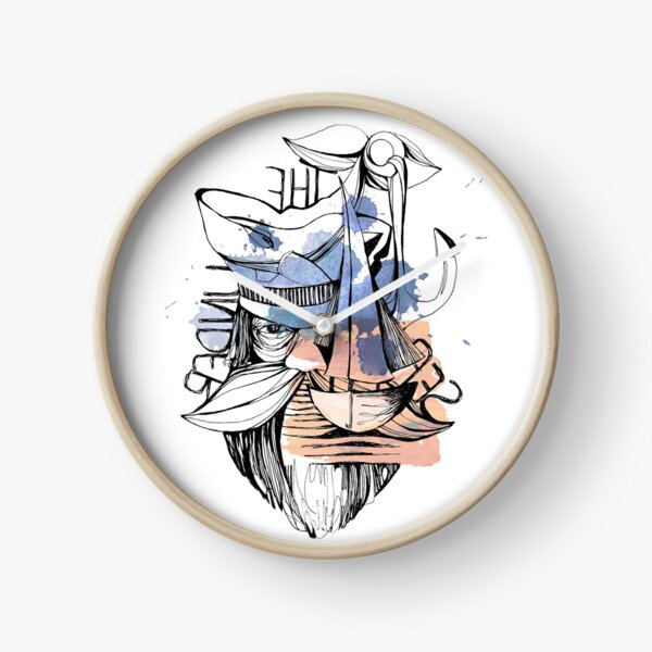 Illustration Marin Horloge