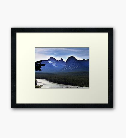 A View of Creation Framed Print
