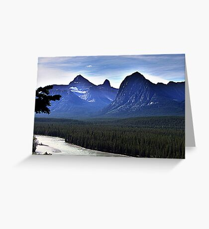 A View of Creation Greeting Card