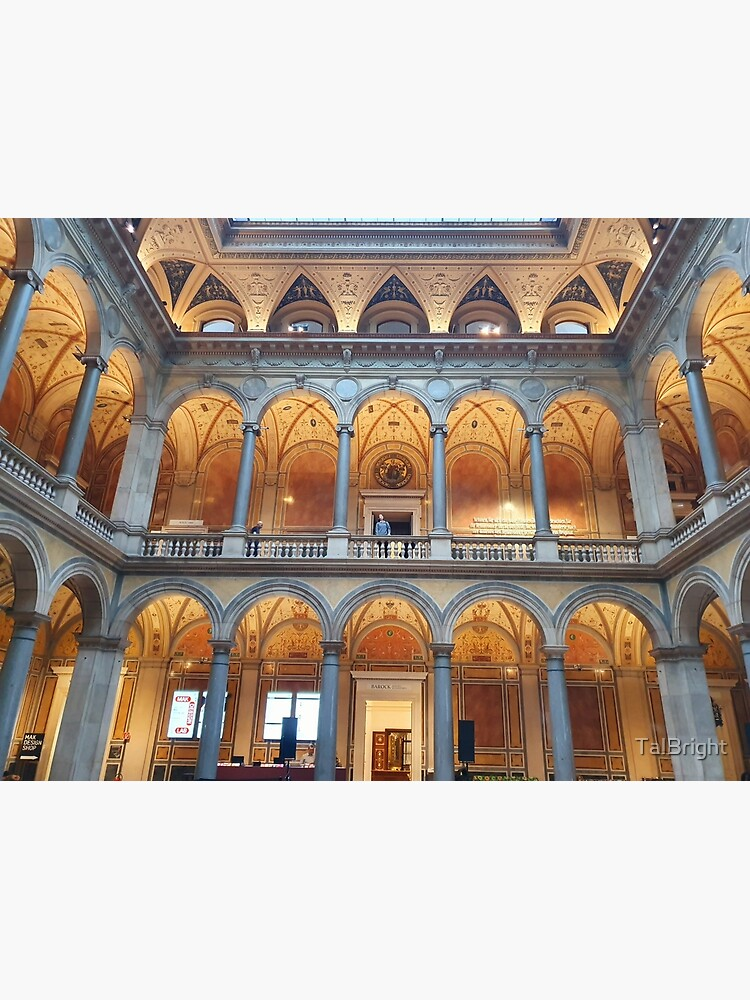 Vienna Museum of Applied Arts  by TalBright