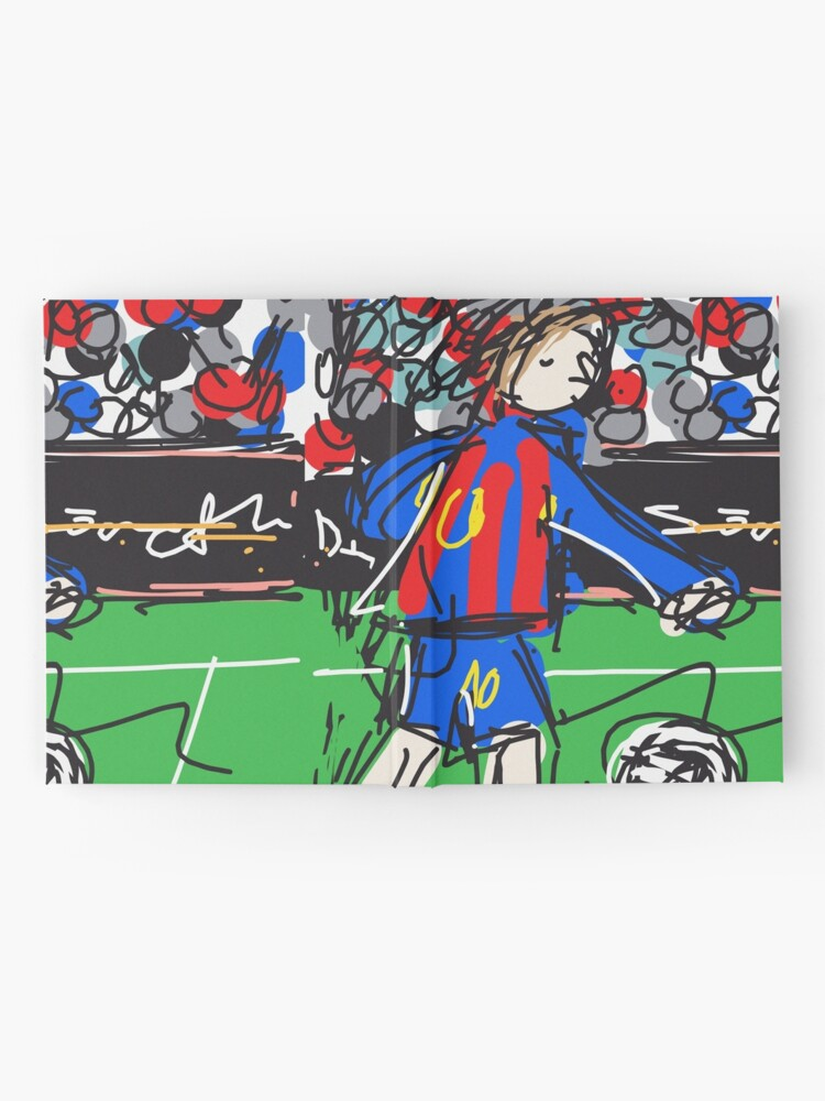 Alternate view of Barca Hardcover Journal